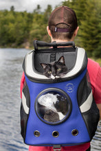 Load image into Gallery viewer, The Jackson Galaxy Convertible Cat Backpack Carrier