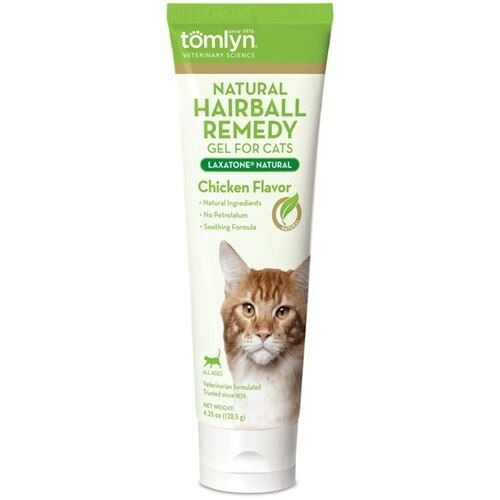 Tomlyn Natural Hairball Remedy, Laxatone
