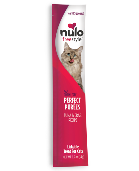 Nulo FreeStyle Perfect Purees GF Tuna & Crab
