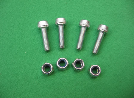 Fork Band Carrier Bolt Kit