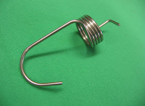 Footrest-R/H Return Springs