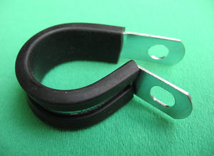 P-Clips-Rubber Lined