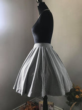 Load image into Gallery viewer, Lolita skirt Black Checkered Gingham S, M - Shop women apparel, face masks, Jumpsuits, Ladies jackets online - Style with Christine