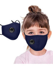Load image into Gallery viewer, Kids Color Face Mask cover for Boys/Girls 2-12 yrs old - Shop women apparel, face masks, Jumpsuits, Ladies jackets online - Style with Christine