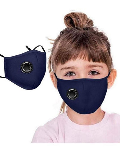 Kids Color Face Mask cover for Boys/Girls 2-12 yrs old - Shop women apparel, face masks, Jumpsuits, Ladies jackets online - Style with Christine