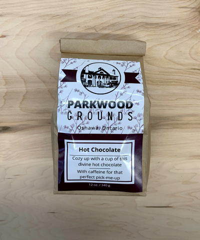 Parkwood Grounds Hot Chocolate