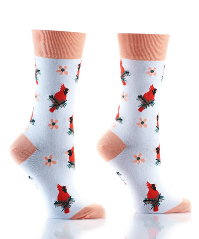 Cardinal Messages, Crew Socks