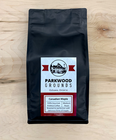 Parkwood Grounds Coffee, Canadian Maple