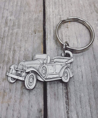 Parkwood Pewter Key Chain