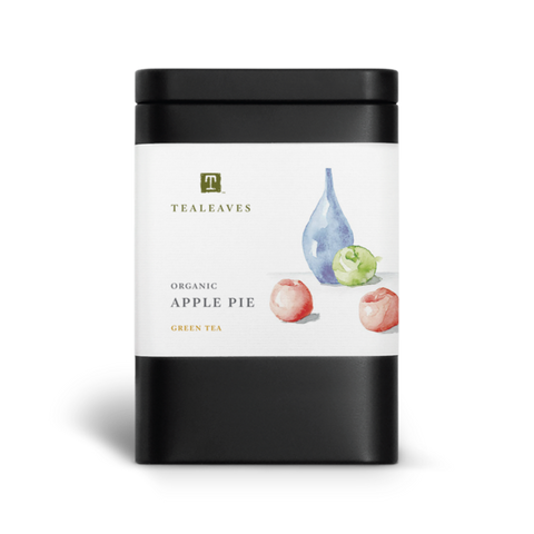 Tealeaves Organic Apple Pie, Loose Leaf Tea