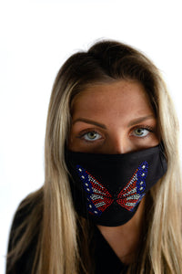 Face Mask - Butterfly America