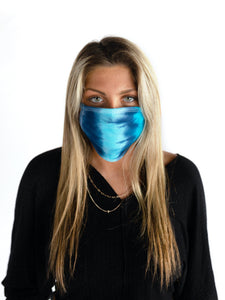 Face Mask - Tie Dye - Gulf Stream