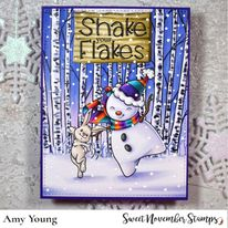 Clear Stamps - Frosty Feet