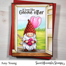 Load image into Gallery viewer, Digital Stamp - Scene Builder: Gnome Valentine's Add-on