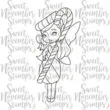 Load image into Gallery viewer, Digital Stamp - Candy Cane Fairy