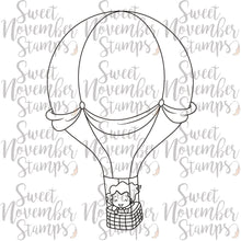 Load image into Gallery viewer, Digital Stamp: Sweet November Vault: Emaline's Hot Air Ride