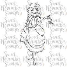 Load image into Gallery viewer, Digital Stamp - Sweet November Vault: Lillianne