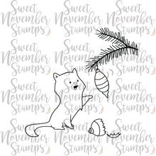 Load image into Gallery viewer, Digital Stamp - Sweet November Vault: Midnight's Ornament