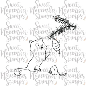 Digital Stamp - Sweet November Vault: Midnight's Ornament