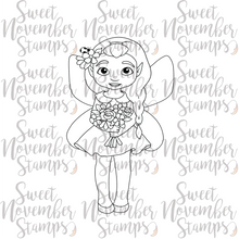 Load image into Gallery viewer, Digital Stamp - Fairy Tot: May