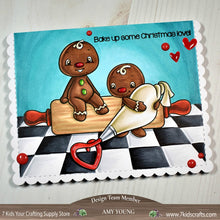 Load image into Gallery viewer, Digital Stamp - Sweet November Vault: Gingy's icing