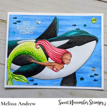 Load image into Gallery viewer, Issa and Mel the Orca