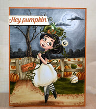 Load image into Gallery viewer, It's Halloween Witches - Pumpkin Patch Prue
