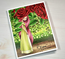 Load image into Gallery viewer, Rose and Gerbera Daisy Background set