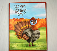 Load image into Gallery viewer, Digital Stamp - Turkey Lurkey