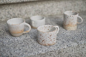 Studio Roka - Fall Colours Coffee Cups - 4er set