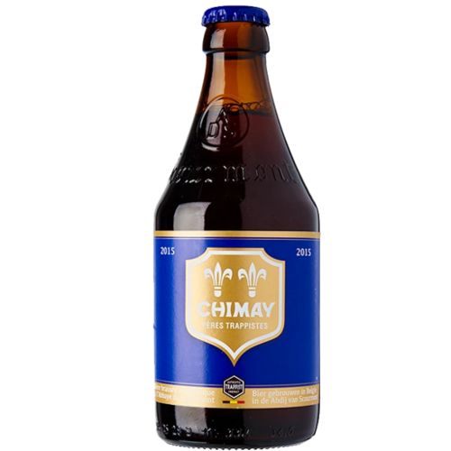 CHIMAY BLUE (33CL)