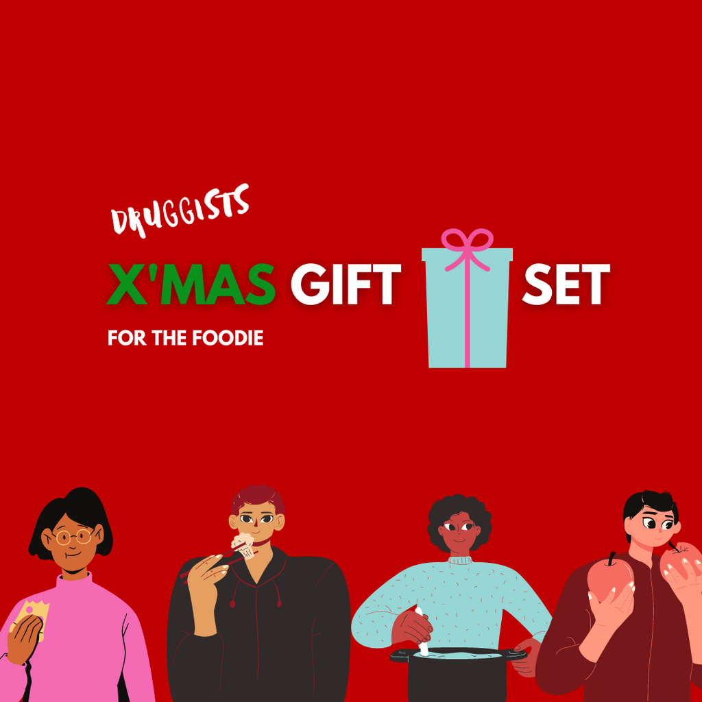 X'MAS GIFT SET: FOR THE FOODIE