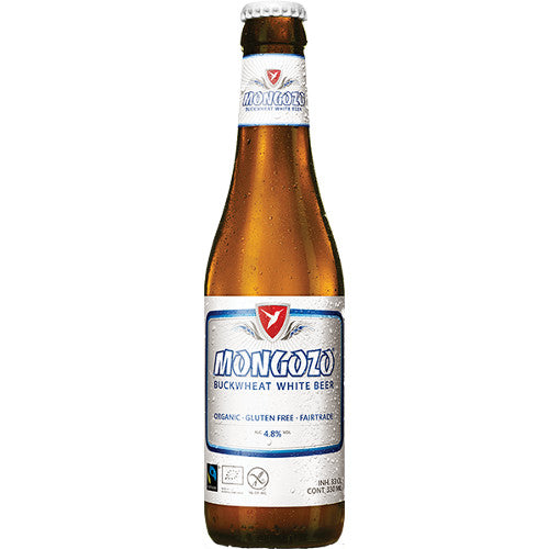 MONGOZO BUCKWHEAT BEER (33CL)