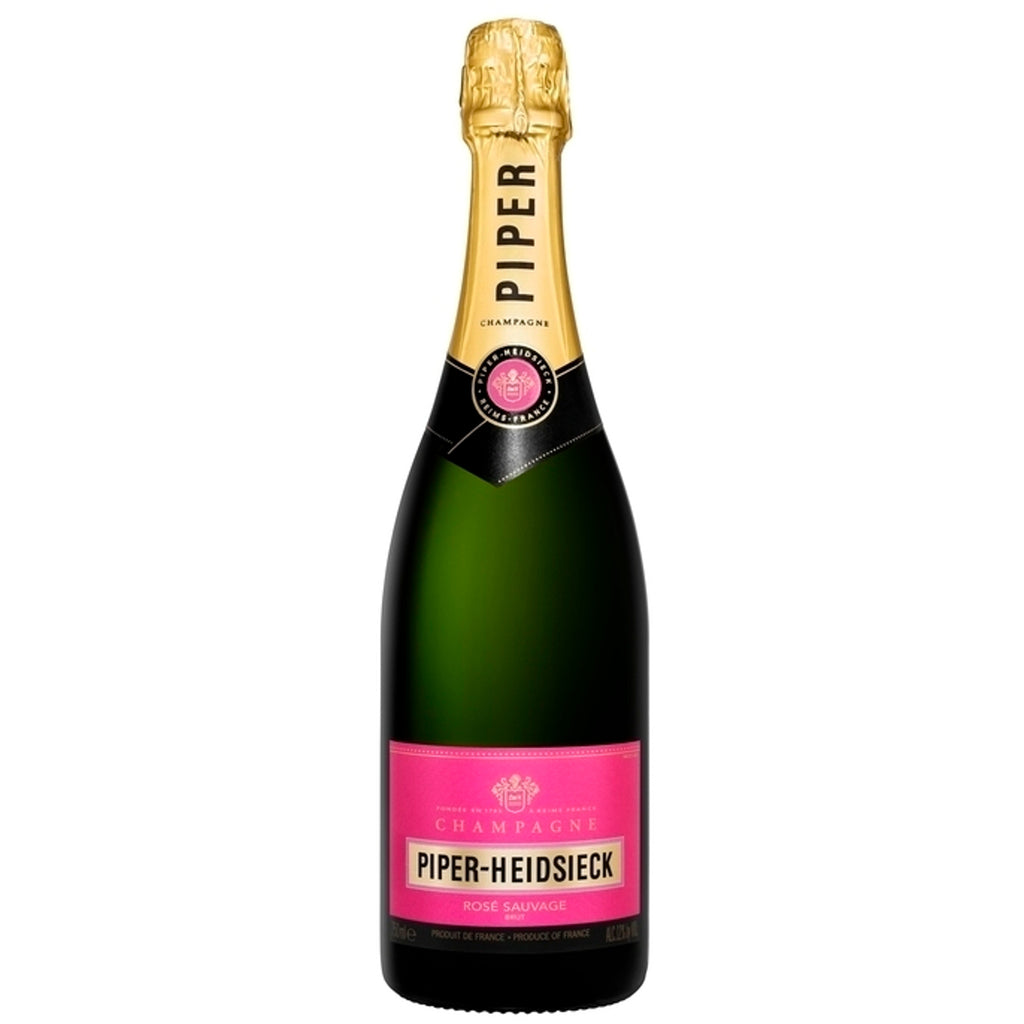 PIPER-HEIDSIECK ROSE SAUVAGE NV (75CL)