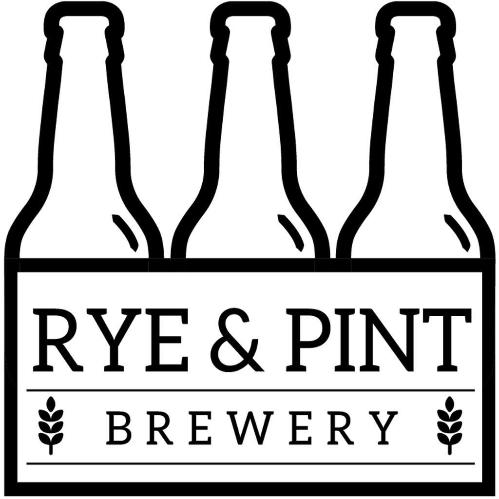 RYE & PINT CRAFT BREWERY LOGO