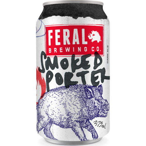 Feral Smoked Porter