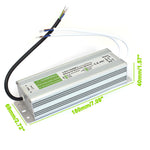 IP67 12V DC 100w 8A 230v Waterproof Power Supply