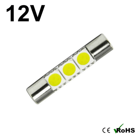12v 31mm Fuse Festoon LED Bulb