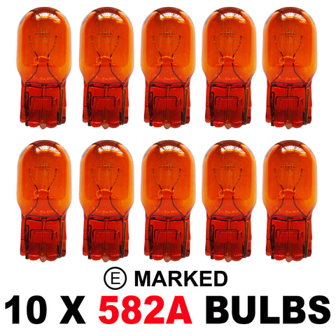 582A W21W OEM Replacement Bulbs (10 PACK)