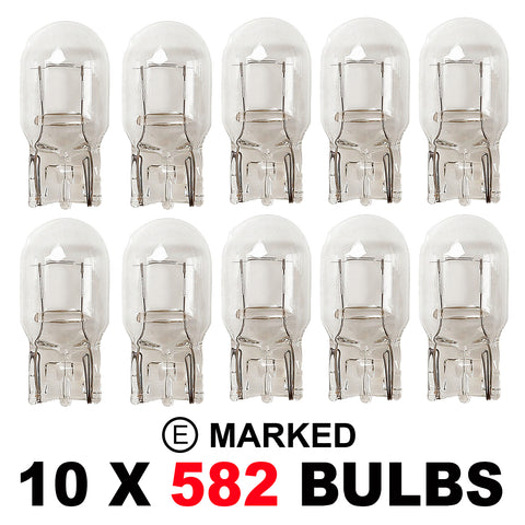 582 W21W OEM Replacement Bulbs (10 PACK)