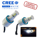 H8 Cree 80w 1400LM LED Angel Eye Kit