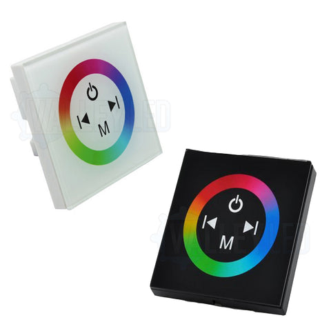 Wall Mount Multi Function RGB Controller