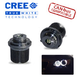E60 LCI Cree 24w LED Angel Eye Kit