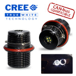 E39 E53 E60 Cree 24w LED Angel Eye Kit