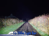 "41.5"" 240w Cree Combo Straight LED Light Bar"
