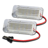 Ford / Jag LED Plate Housings (PAIR)