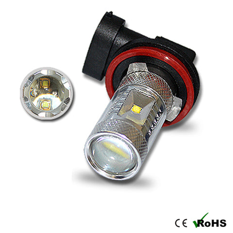 H8 30w Cree LED Fog Light Bulb