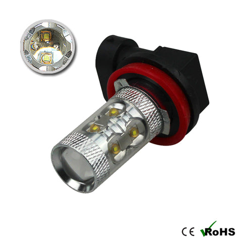 H8 50w Cree LED Fog Light Bulb