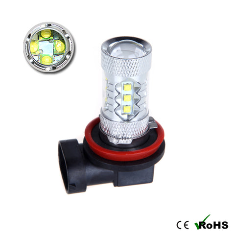 H8 80w Cree LED Fog Light Bulb