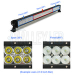 "50"" 300w Cree Combo Curved LED Light Bar"